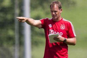 Ajax heeft dinsdag de laatste training afgewerkt voor de wedstrijd tegen Feyenoord. Volgens trainer Frank de Boer is zijn team klaar voor de eerste Klassieker van het seizoen.