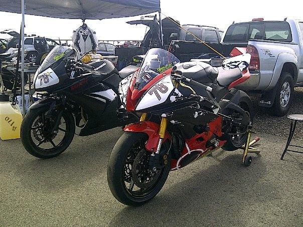 FAST 2009 Yamaha R6 w/ Marchi Mag Wheels - http://get.sm/FNvOZYK #wera Yamaha,Motorcycle,R6,race,track
