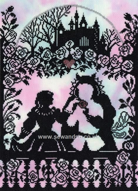 Shop online for Beauty and the Beast Cross Stitch Kit at sewandso.co.uk. Browse our great range of cross stitch and needlecraft products, in stock, with great prices and fast delivery.