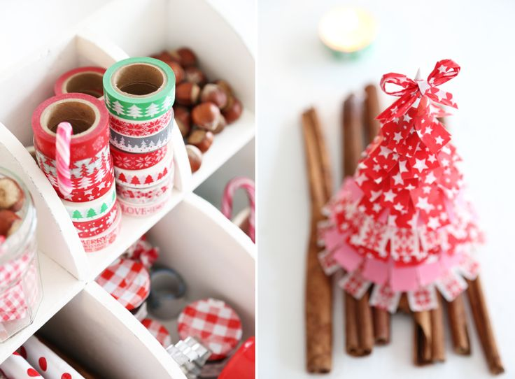 washi tape christmas