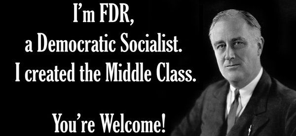Image result for fdr's democratic party