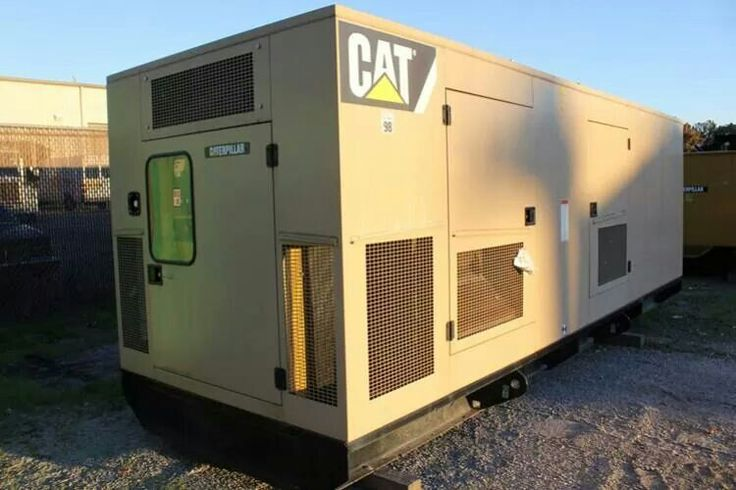 Caterpillar is the world 39 s largest manufacturer of high speed diesel generator sets and engines - Diesel generators pros and cons ...