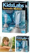 4M KidzLabs Tornado Maker Science Kit 2d Free Shipping NEW USA