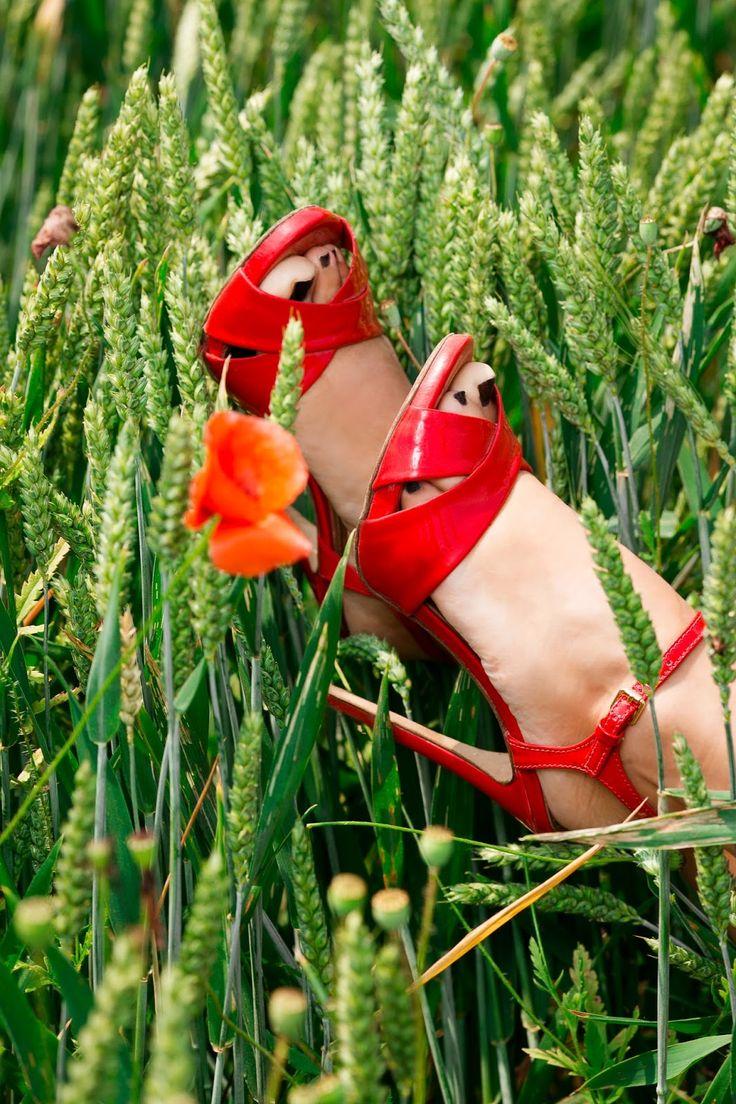 Shoes - Tory Burch  http://www.unconventionalsecrets.blogspot.it/2015/06/papere-e-papaveri.html