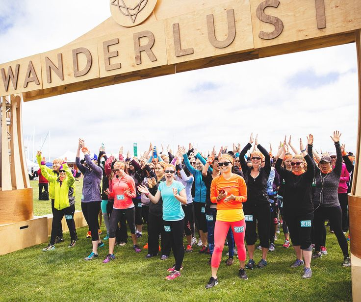 Join me at Wanderlust 108 for 5K (run or walk), Yoga & Meditation. This triathalon is about community, inner peace and self-awareness. The only requirement? Don't take yourself too seriously.