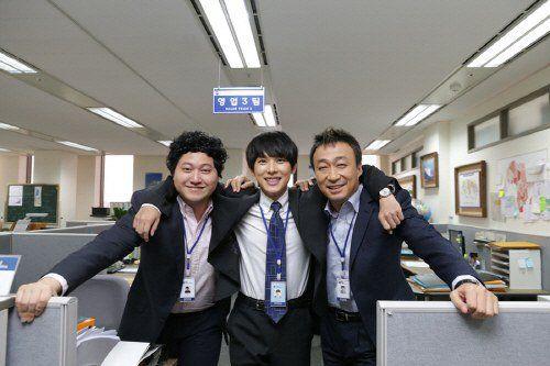 Misaeng: Kim Dae Myung, Im Siwan and Lee Sung Min