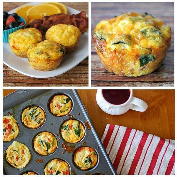 recipe: mini omelettes in muffin tin [36]