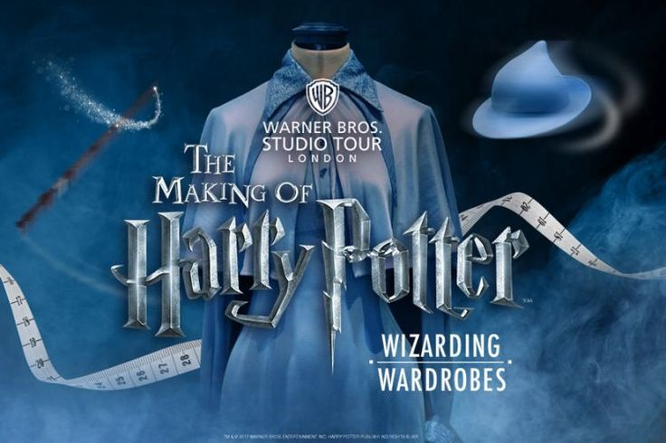 Warner Bros Studios Tour London New Costume Exhibition