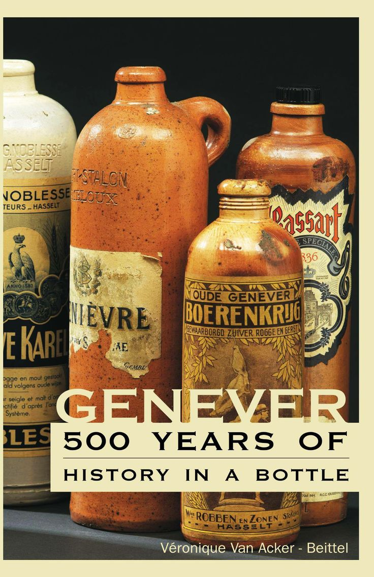 The first English #book about the #history of Genever-Available on Amazon: http://www.amazon.com/Genever-500-Years-History-Bottle/dp/0615795854