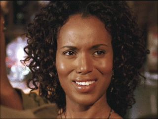 """Kerry Washington as Alicia Masters in """"Fantastic 4""""; also voice actor for Princess Shuri in """"Black Panther"""" http://www.imdb.com/name/nm0913488/"""