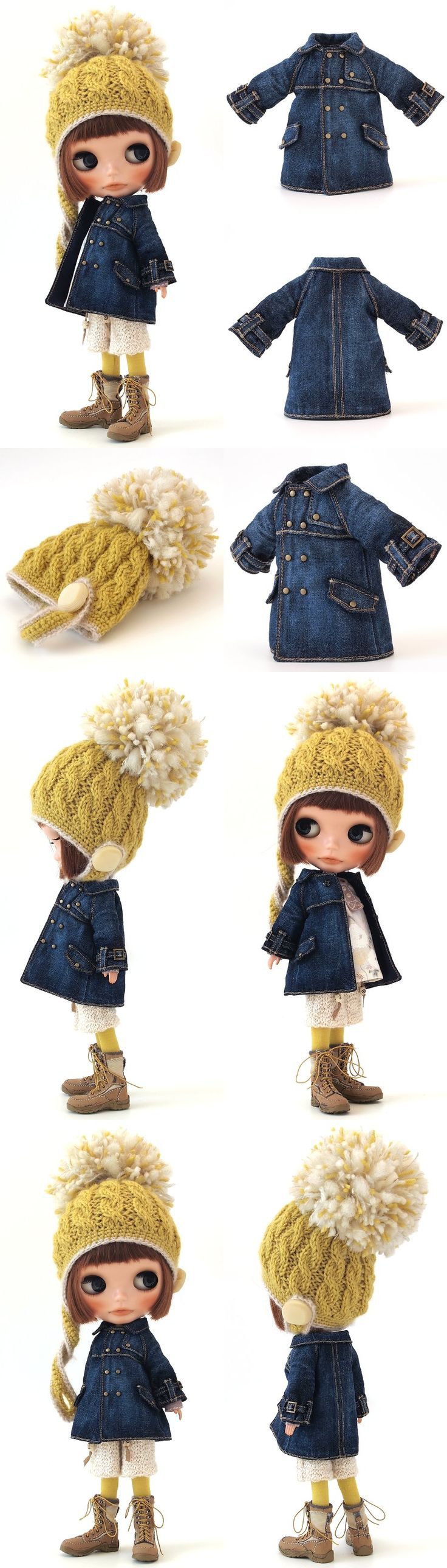 ** Blythe outfit ** Lucalily 378**の画像:mahounote.                              …