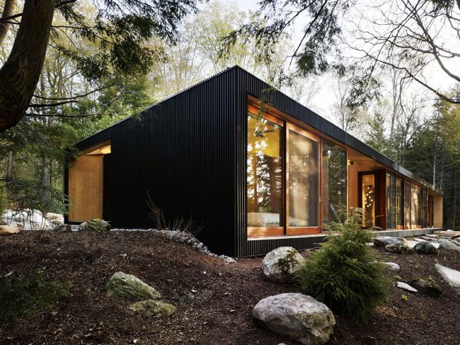 Modern + Open Clear Lake Cottage by MacLennan Jaunkalns Miller Architects | Wave Avenue