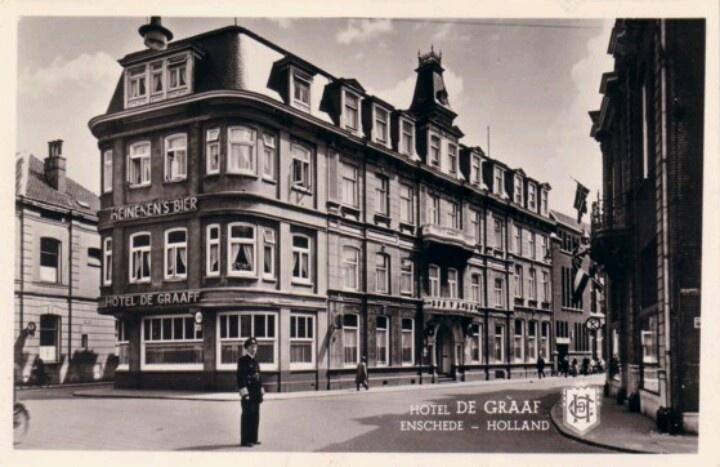Hotel de Graaf Enschede NL