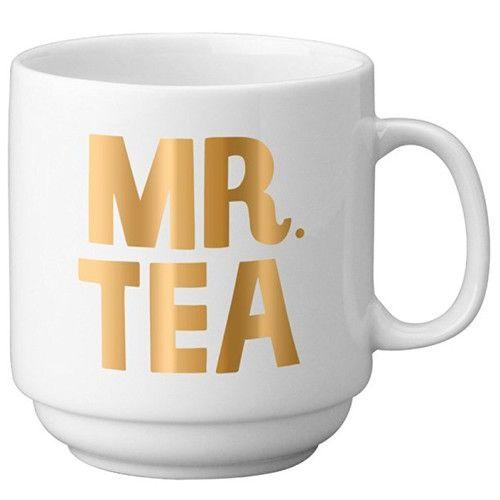 Mr. Tea Mug