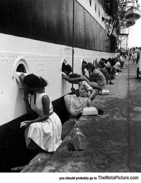 The Last Kiss, A Photo From World War II