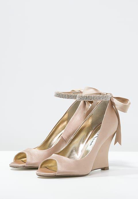 Nina Shoes EMMA - Scarpe da sposa - champagne a € 170,00 (11/06/17) Ordina senza spese di spedizione su Zalando.it