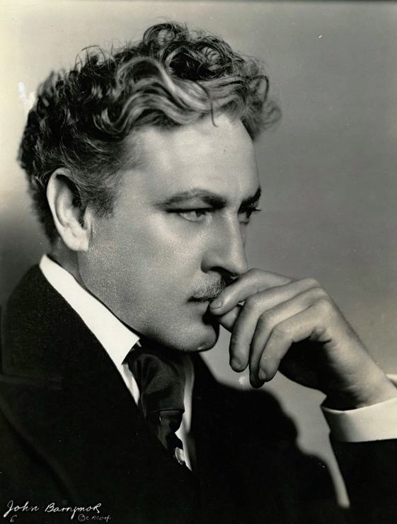 John Barrymore (John Sidney Blyth; February 14 or 15, 1882 – May 29, 1942) was an American actor on stage, screen and radio. 20th Century, Rasputin and the Empress, Grand Hotel, Dinner at 8, Dr. Jekyll and Mr. Hyde, Beloved Rogue, Romeo & Juliet, Don Juan.