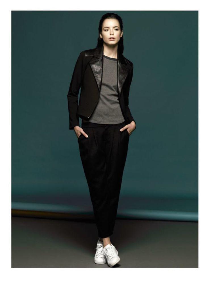#normcore #fashion #trend #streetstyle #basic #essential #minimal #madeinitaly