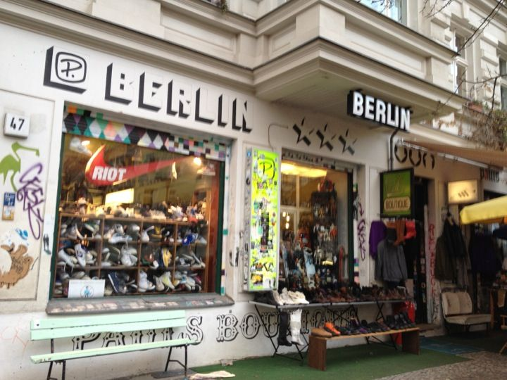 Pauls Boutique in Berlin, Berlin