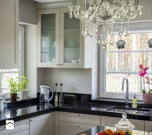 Kuchnia styl Klasyczny - zdjęcie od Intellio designers projekty wnętrz