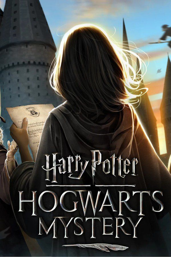 The Harry Potter Hogwarts Mystery Trailer Just Dropped And We Are Officially Obsessed Harry Potter Filme Harry Potter Filmes