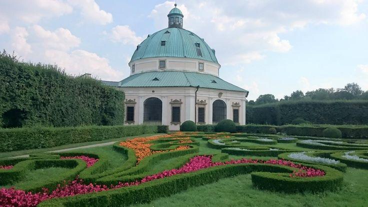 Park Kvetna Zahrada (UNESCO site) - Kromeriz, Czech Republic