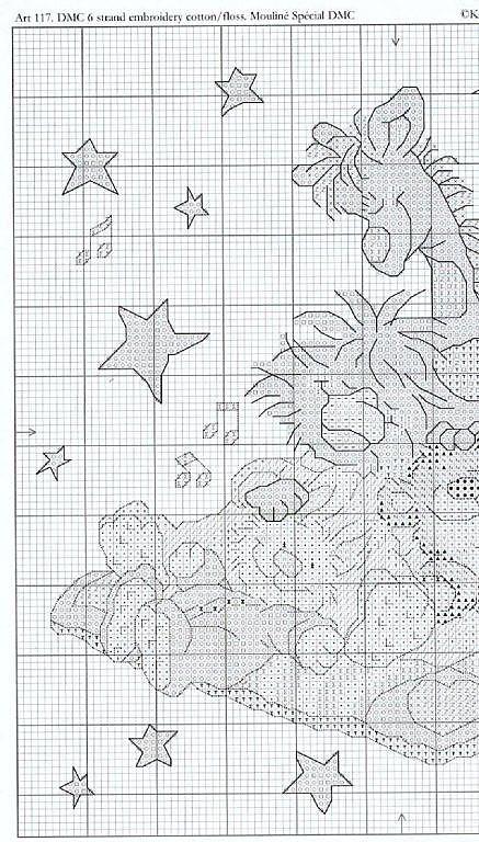 suzy's zoo - snoozing - chart 1/2