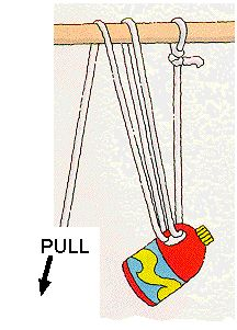 pulley experiment 1