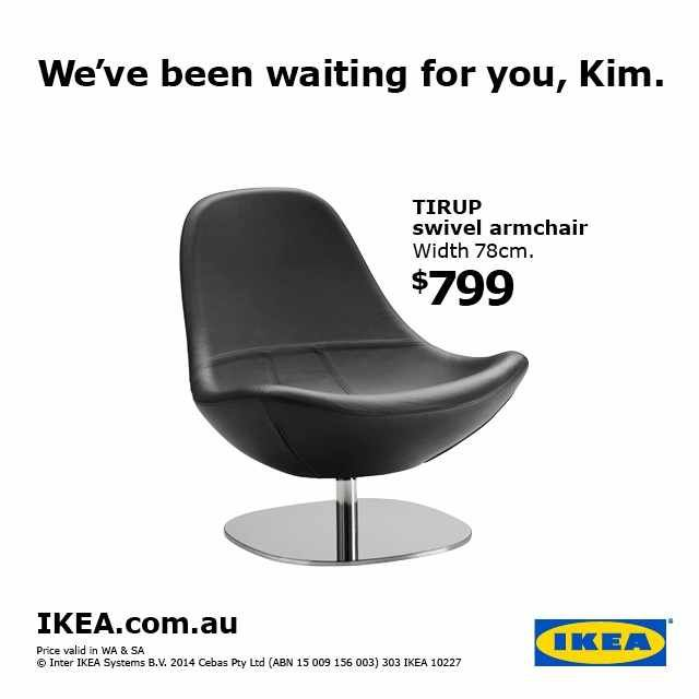 IKEA: Chair