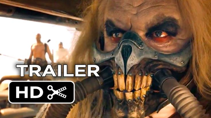 Mad Max: Fury Road Official Comic-Con Trailer (2014) - Tom Hardy Post-Ap... It's coming next year