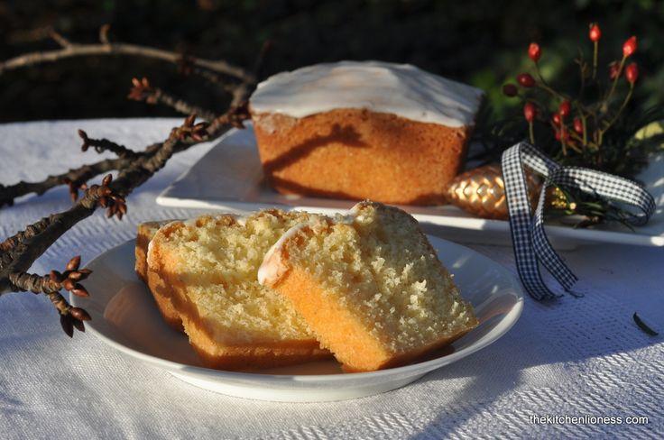 The Kitchen Lioness: 4. Day of December - St. Barbara´s Cake (Barbarakuchen)