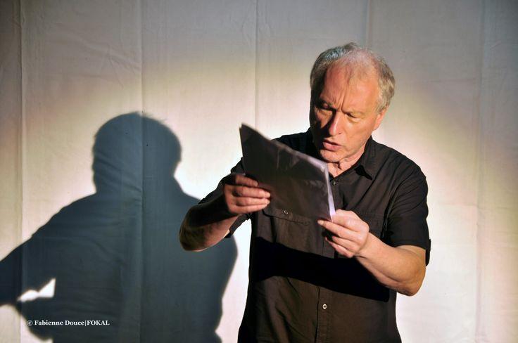 Invitation à Valère Novarina pendant toute une semaine en mars à Bonlieu Valère Novarina - Théâtre - Bonlieu - Annecy