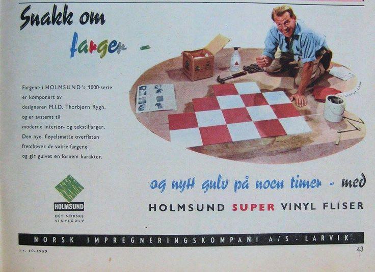 Kjente vinylfliser i Allers 30. september 1959