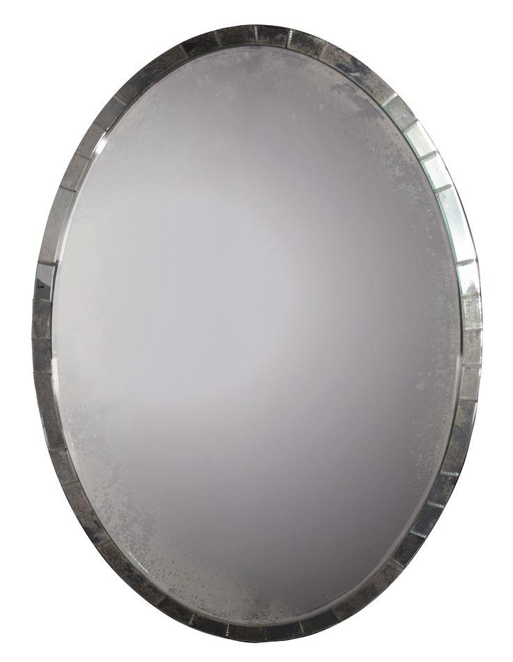 QUINTUS HOME Roche Mirror