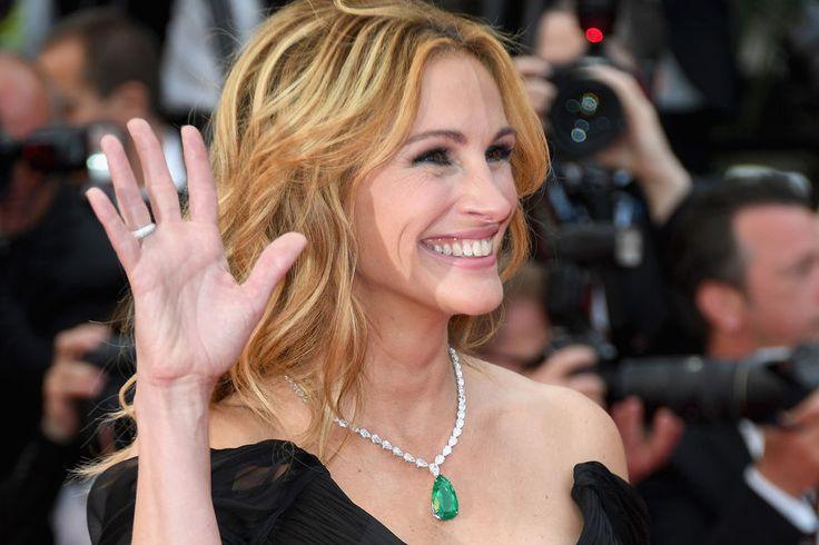 Cannes 2016. Julia Roberts envoûte la Croisette