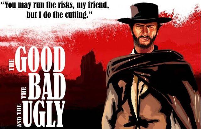 [Film Review] The Good, the Bad and the Ugly - Người tốt, Kẻ xấu và Tên vô lại - 1966