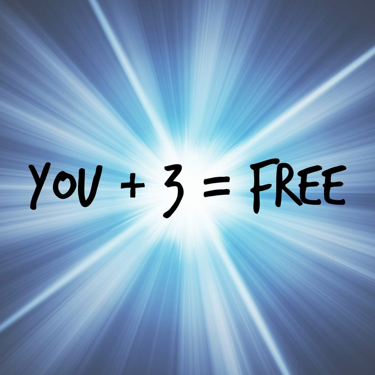 With Shakeology, You + 3 = free! Ask me how and visit www.ShakeCoach.com or www.HealthwithoutaPrescription.com