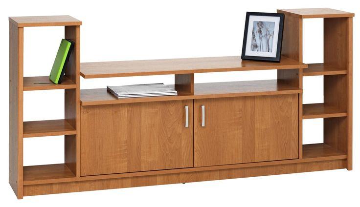 TV-asztal GENTOFTE 2 ajtós éger | JYSK