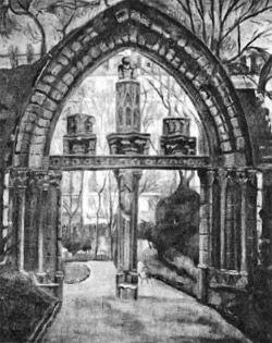 정원 - 나혜석 - 위키백과, 우리 모두의 백과사전