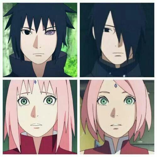 12 años después :) sasuke sakura