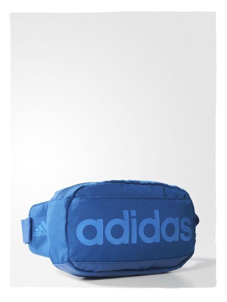 Canguro Adidas Azul Linear - Comprar en Tienda Vitsa