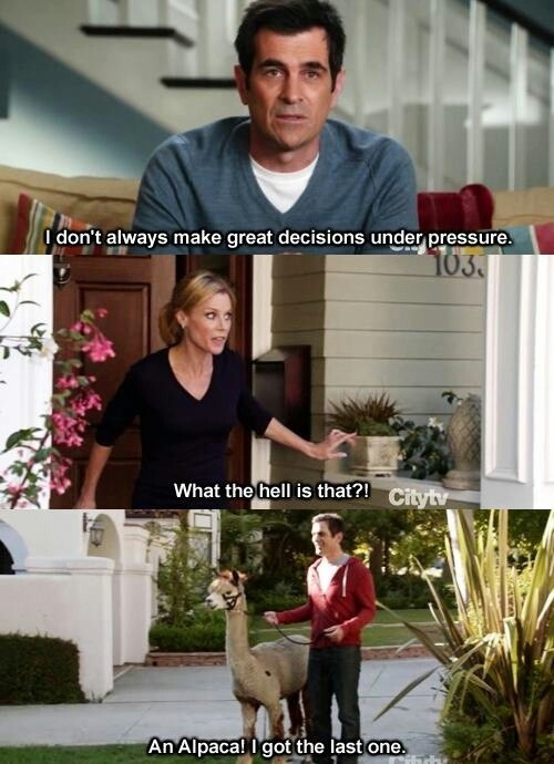 Modern Family I love this show lol