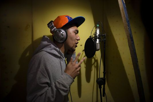 Doing Rap Music in Herat, Afghanistan