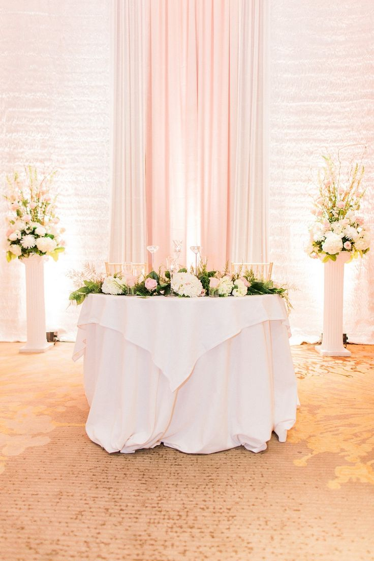 84 best crain co events images on pinterest arizona wedding white and blush wedding sweetheart table wedding ballroom drape westin la paloma wedding junglespirit Images