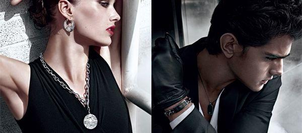 Emporio Armani štýlové šperky pre ženy i mužov
