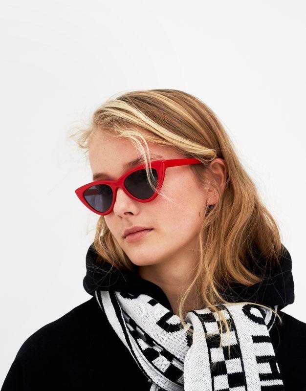 Óculos de sol cat eye e8bdf33e3b