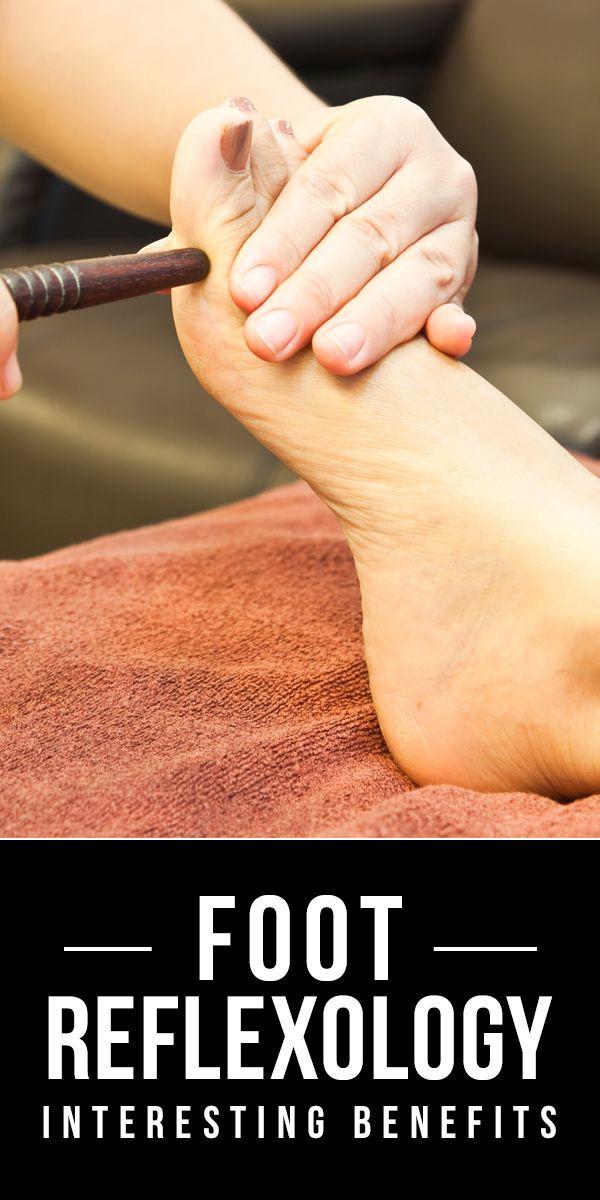 10 Interesting Benefits Of Foot Reflexology From Stylecraze
