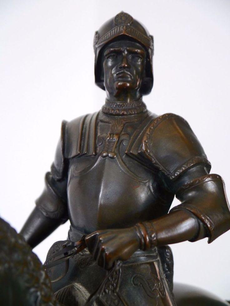 Bronze Reiterstatue Bartolomeo Colleoni, Marmorsockel