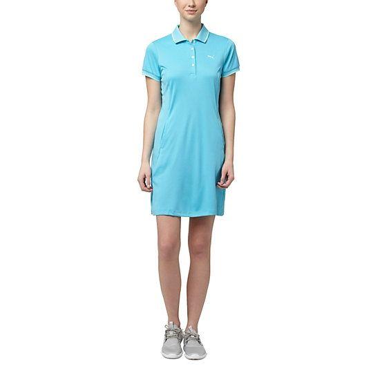 Puma Golf Dress - Atoll Blue
