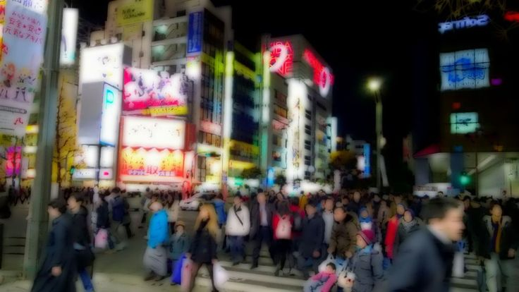 Akihabara is known as the heaven for otakus with its collection of Japanese anime and comics. Following years of redevelopment, this place is now famous for Akihabara Crossfield, a business complex with the aim of promoting Akihabara as a center for global electronics technology and trade.